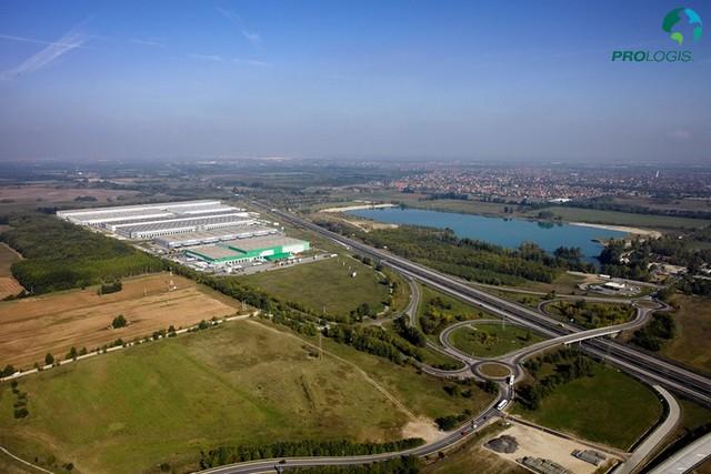 Az agglomerációban több az ipari ingatlan, mint Budapesten