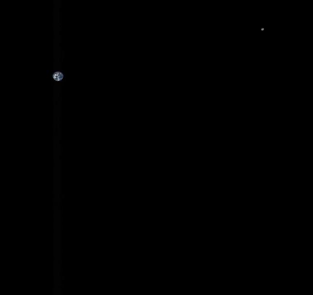 Így néz ki az otthonunk 5 millió kilométerről