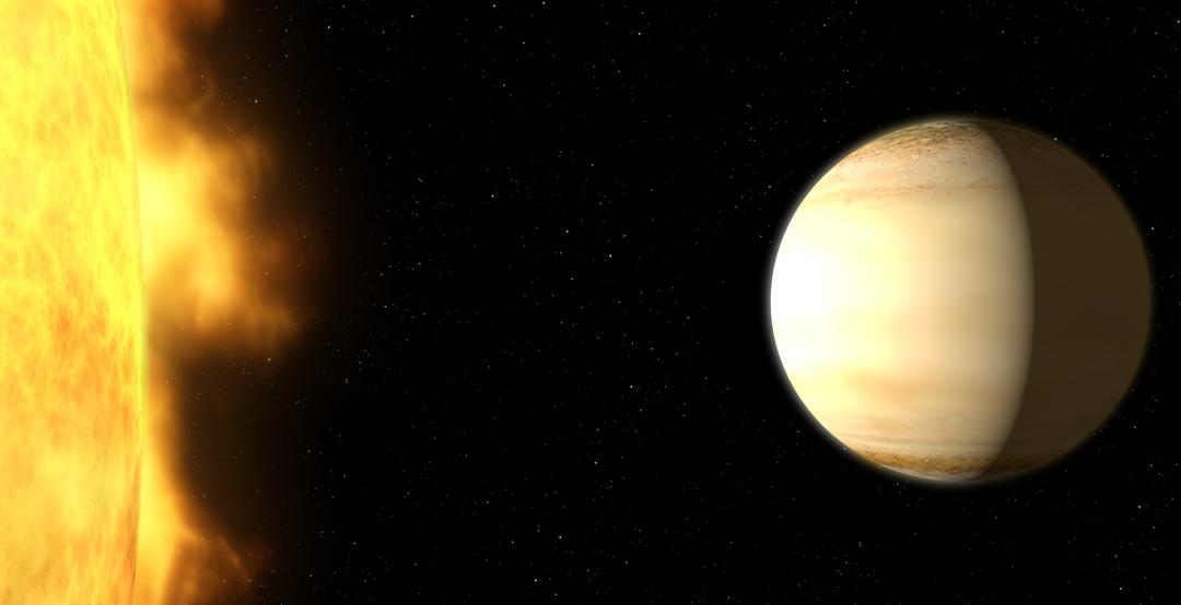 Víz nyomaira lelt a NASA a Naprendszeren kívül